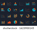 chart  graph and diagram icon...