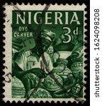 Nigeria   Circa 1961  Post...
