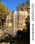 Vertical Photo Of Toccoa Falls...