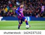 Barcelona   Jan 19  Messi Plays ...