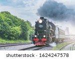 Departure Of The Retro Steam...