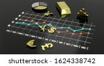 financial currency market... | Shutterstock . vector #1624338742