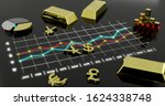 financial currency market... | Shutterstock . vector #1624338748