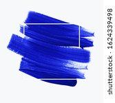 art paint abstract background.... | Shutterstock .eps vector #1624339498