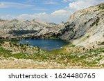 Alpine Lake And Several...
