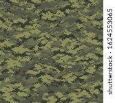 Digital Pixel Camouflage...
