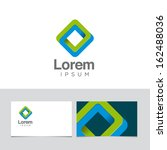 icon design element with... | Shutterstock .eps vector #162488036