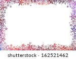 christmas background with... | Shutterstock . vector #162521462