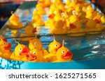Rubber Ducks At Hook A Duck...