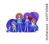 target audience  people... | Shutterstock .eps vector #1625732668