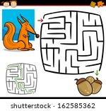 cartoon vector illustration of... | Shutterstock .eps vector #162585362