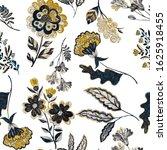 watercolor seamless pattern... | Shutterstock . vector #1625918455