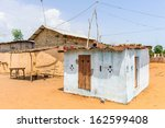 Small House In Benin  Africa