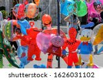 Balloons Vendor For Kids With...