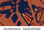abstract colorful  background....   Shutterstock . vector #1626109282