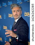 Small photo of LOS ANGELES, USA. January 25, 2020: Taika Waititi at the 72nd Annual Directors Guild Awards at the Ritz-Carlton Hotel. Picture: Paul Smith/Featureflash