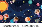 border template with space... | Shutterstock .eps vector #1626300748