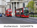 london   may 13  people ride... | Shutterstock . vector #162640976
