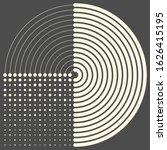 modern whirl background.... | Shutterstock .eps vector #1626415195