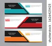 banner background.modern...   Shutterstock .eps vector #1626425425