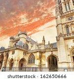 church saint germain l... | Shutterstock . vector #162650666