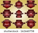 set of label. vector | Shutterstock .eps vector #162660758