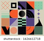 retro future artwork pattern... | Shutterstock .eps vector #1626612718