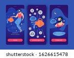 aquarius zodiac sign. mobile...