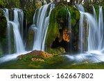 Waterfall In Jiuzhaigou...