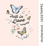 Fall In Love Slogan With...