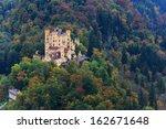 hohenschwangau castle | Shutterstock . vector #162671648