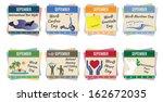 world holidays. september   Shutterstock .eps vector #162672035