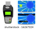 card   Shutterstock .eps vector #16267324