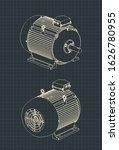 vector illustration of drawings ...   Shutterstock .eps vector #1626780955
