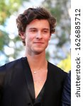 Small photo of LOS ANGELES - JAN 23: Shawn Mendes at the Sir Lucian Grange Star Ceremony on the Hollywood Walk of Fame on JANUARY 23, 2019 in Los Angeles, CA