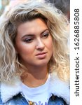 Small photo of LOS ANGELES - JAN 23: Tori Kelly at the Sir Lucian Grange Star Ceremony on the Hollywood Walk of Fame on JANUARY 23, 2019 in Los Angeles, CA