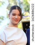 Small photo of LOS ANGELES - JAN 23: Hailee Steinfeld at the Sir Lucian Grange Star Ceremony on the Hollywood Walk of Fame on JANUARY 23, 2019 in Los Angeles, CA