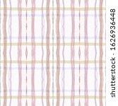 plaid pattern. pale picnic... | Shutterstock . vector #1626936448