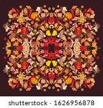 Shawl Design   Abstract...