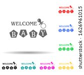 children's lettering welcome...