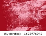 red distress urban used texture....   Shutterstock .eps vector #1626976042
