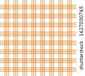 checkered orange and white... | Shutterstock .eps vector #1627030765