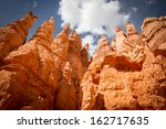 Rock Formations At Bryce Canyo...