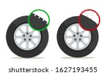 Check Tire Tread Depth  Banner  ...