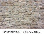 Stone Wall. Stonework The...