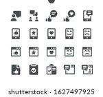 emotions v5 ui pixel perfect... | Shutterstock .eps vector #1627497925