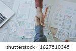 designers man drawing  ux   ui  ...