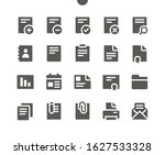 documents ui pixel perfect well ...