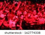 minsk  belarus   july 6  global ... | Shutterstock . vector #162774338