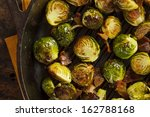 Homemade Grilled Brussel...
